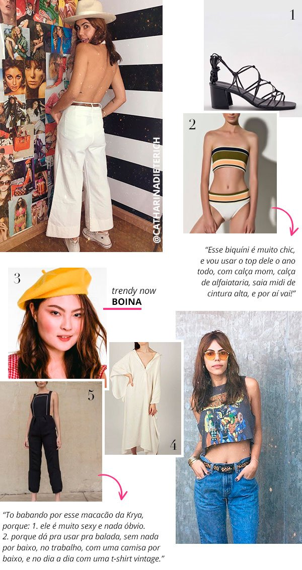 The Looks Stealers Wish List