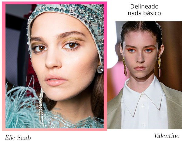 Top 10 Beauty Trends da Semana da Alta Costura