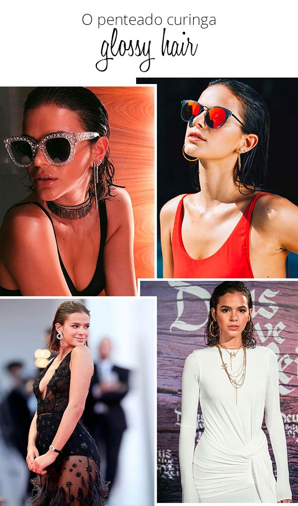 Steal Her Beauty Style: Bruna Marquezine