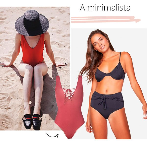 Peças de Beachwear e Verão Para Todos Os Estilos