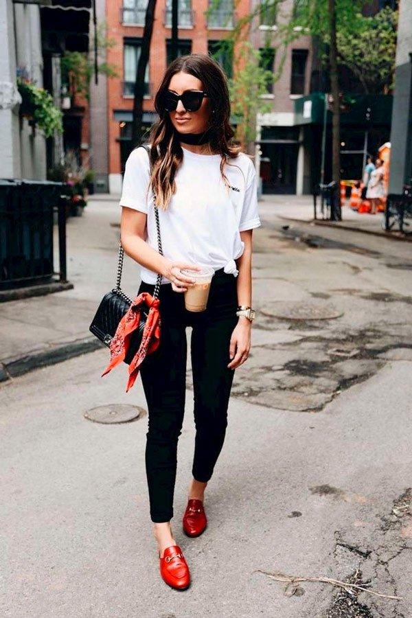 Como Usar Calça Skinny Preta No Verão E Não Passar Calor