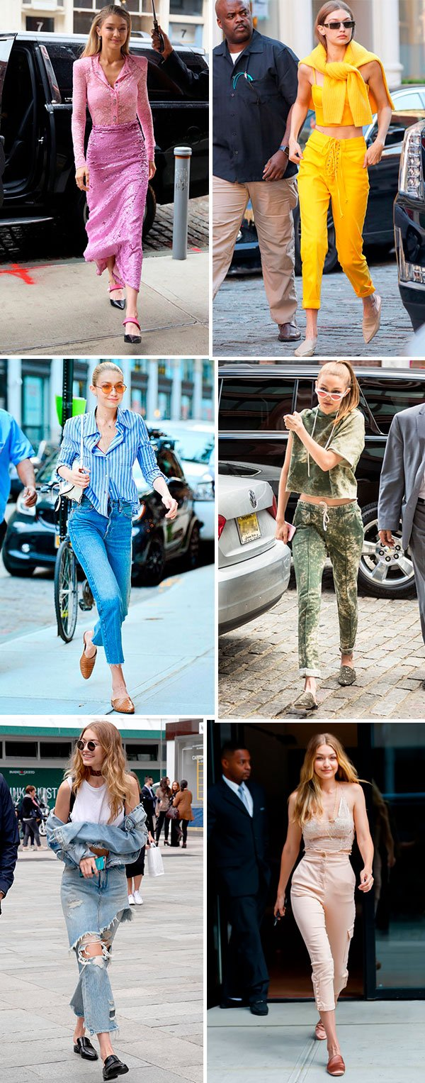 In Her Shoes: Gigi Hadid