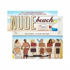 Paleta De Sombras Nude Beach