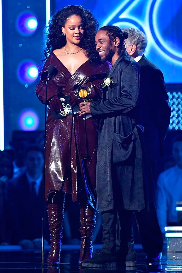 Rihanna Veste Alexandre Vauthier