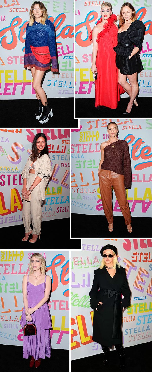 Os melhores looks da Fashion Party de Stella McCartney