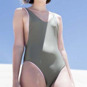 Body Clara Verde Tamanho: P - Cor: Verde