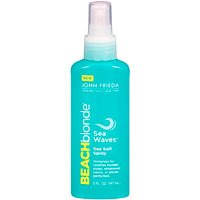 Spray Textura Sea Wave Beach Blond John Frieda