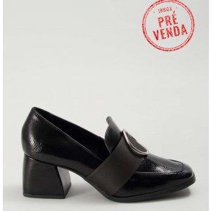 Preview Sapato Classic Verniz Preto Tamanho: Preto - Cor: 34