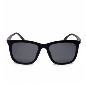 Óculos De Sol Black D-Frame