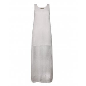 Vestido Longo Malha Tricot