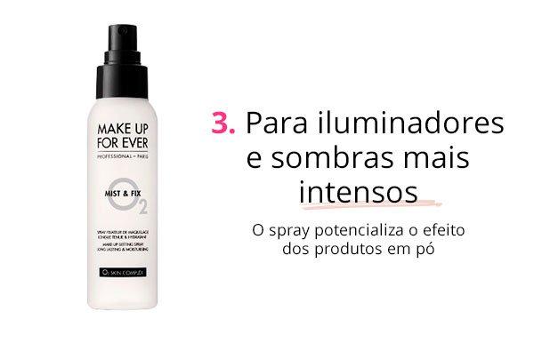 7 Maneiras De Usar O Spray Finalizador Na Make