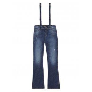 Calça Jeans Feminina Flare Eco Edition