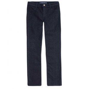 Calça Jeans Feminina Hering Na Modelagem Regular