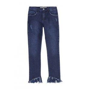 Calça Jeans Feminina Eco Edition Skinny Com Cintura Alta