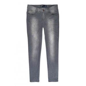 Calça Jeans Feminina Na Modelagem Super Skinny Estonada