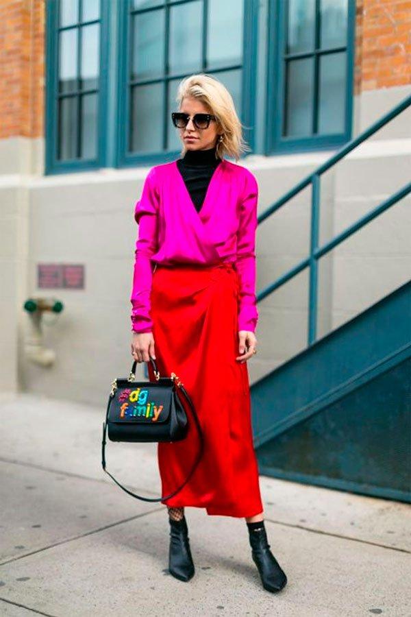 6 Maneiras de Introduzir o Color Blocking Sem Medo ao seu Look ...