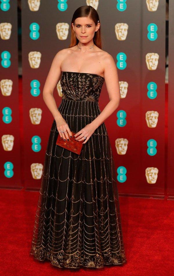 Kate Mara veste Christian Dior