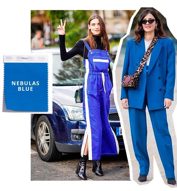 As 10 cores Da Temporada Na Moda Segundo a Pantone