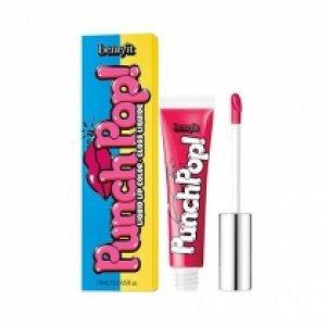 Batom Liquido Com Efeito Gloss Punch Pop