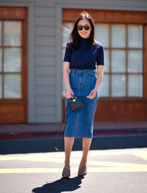9 Maneiras De Usar Jeans em Eventos Chic