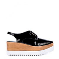 Oxford Flatform Sling Back