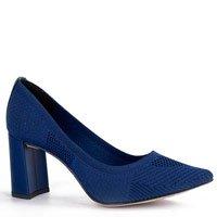 sapato azul