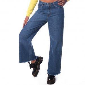 Baggy Jeans Spiderwebs Tamanho: 38 - Cor: Azul
