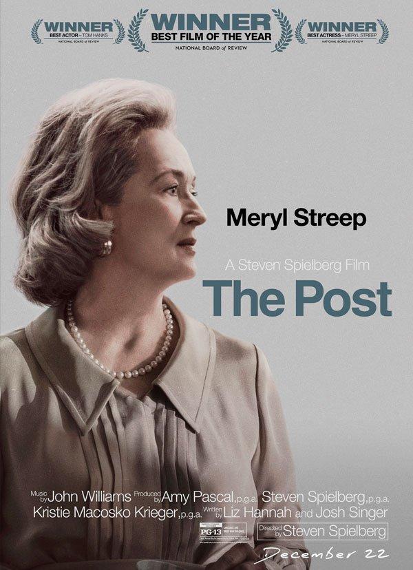 the post filme oscar