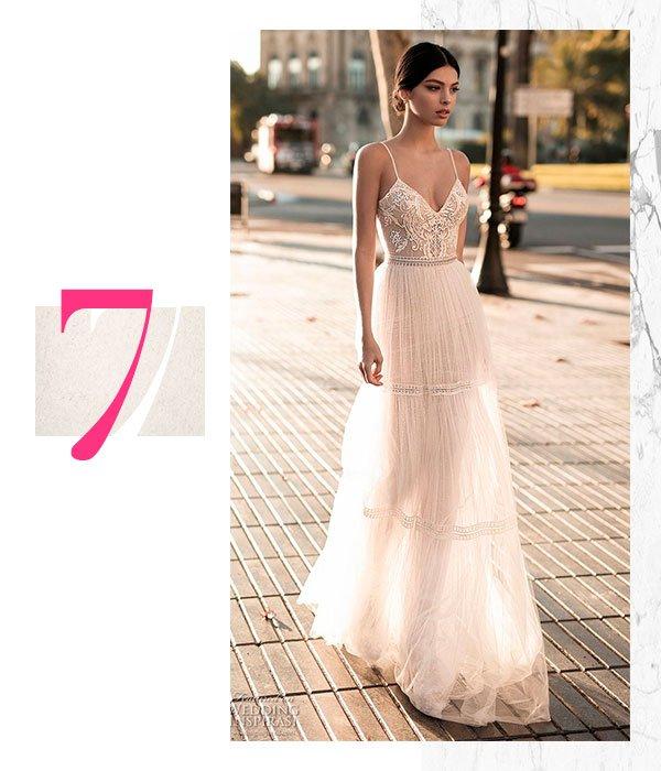 Os Vestidos de Noiva Mais Pinados do Pinterest