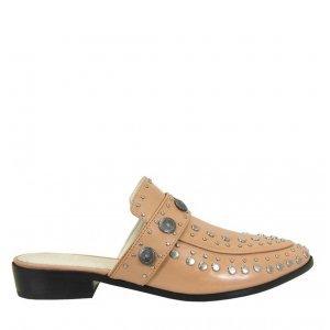 Loafer Beta Blush Studded Tamanho: 40 - Cor: Bege