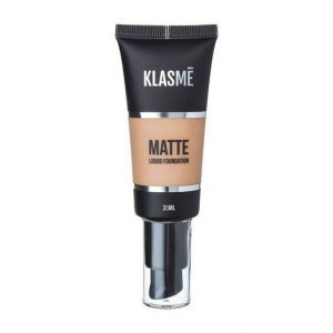 Matte Liquid Foundation F004