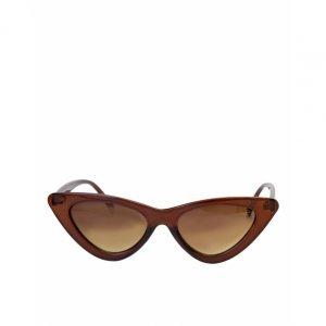 Óculos De Sol Gatinho 70's