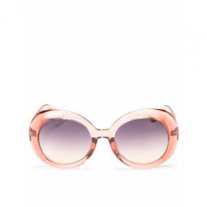 Óculos De Sol Redondo Maxi