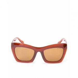 Óculos De Sol Quadrado Thick