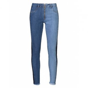 Calça Jeans Skinny Tonalidades