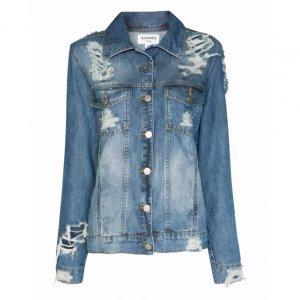 Jaqueta Jeans Silk Costas
