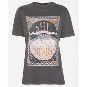 T-Shirt Moon And Stars