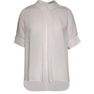 Camisa Feminina Botões Costas Mullet