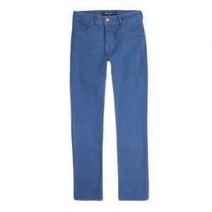 Calça Jeans Feminina Skinny Com Bolsos