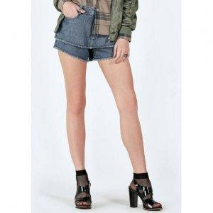 Shorts Saia Jeans Shape Skort
