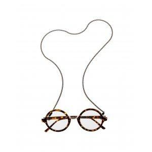 Acessório De Óculos Slim Níquel Tamanho: U - Cor: Níquel