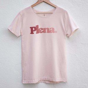 Camiseta Relax Plena Rosa Tamanho: M - Cor: Rosa