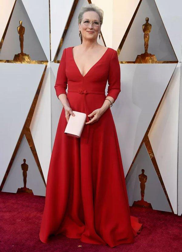 Meryl Streep veste Christian Dior