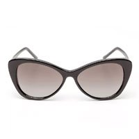 óculos gatinho oversized