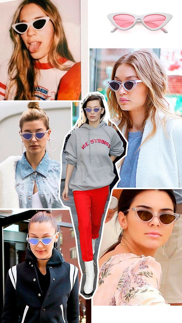Fashion Girl Essential: Cat Eye Sunnies
