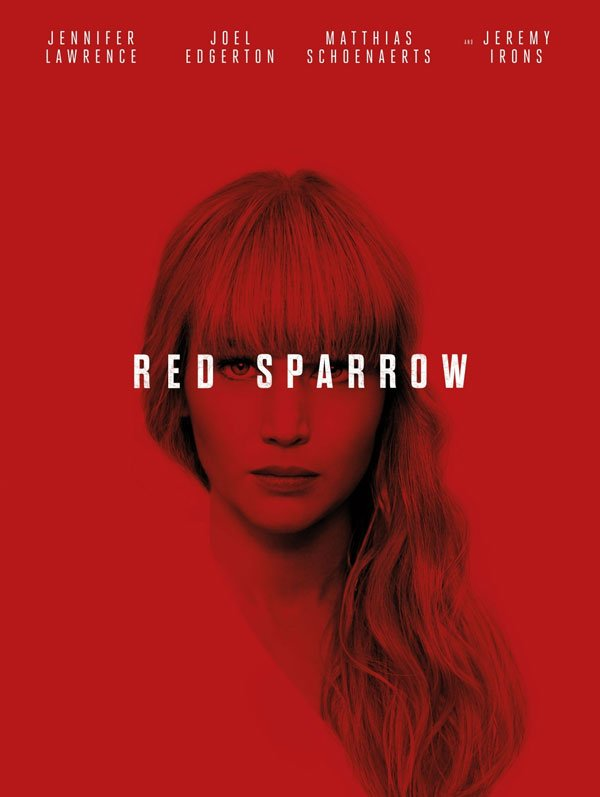filme Red Sparrow