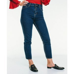 Calça Jeans Simple Tamanho: 34 - Cor: Azul