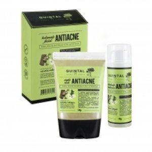 Kit Máscara E Hidratante Antiacne