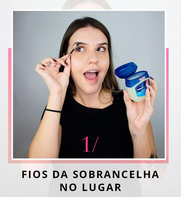 lara lincoln - vaselina - makeup - verão - steal the look