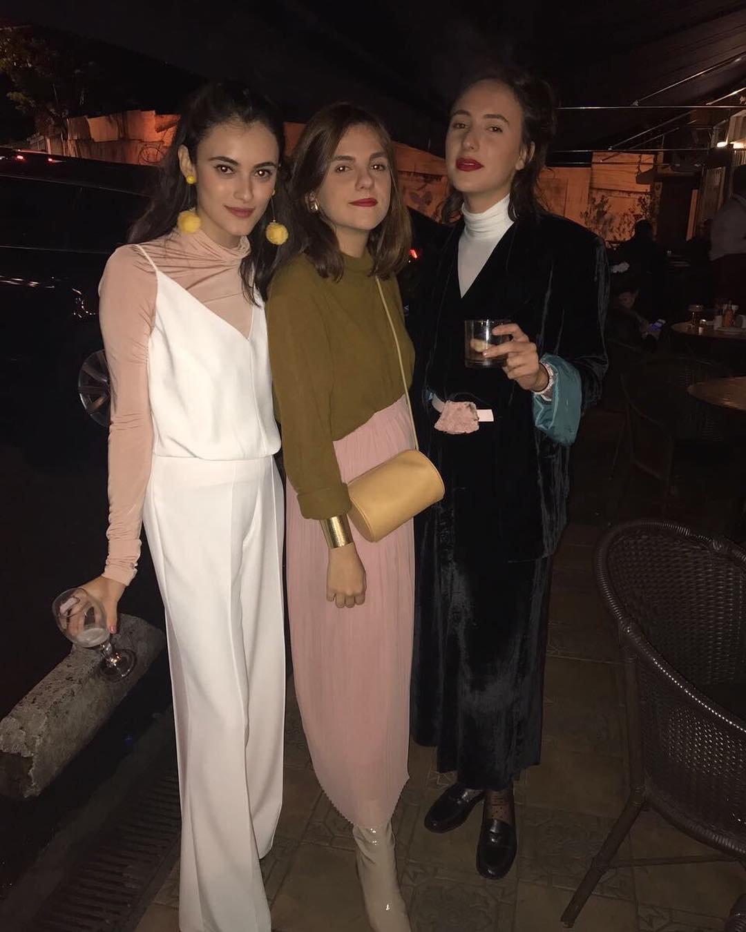 Mariana Adjuto  - macacao-turtleneck-vestido-blusa-manga-comprida-vestido-turtleneck - vestido - outono - Street Style